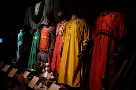 Harry Potter L'Exposition - Cité du Ciné Saint Denis