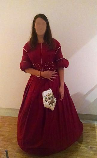 Les modes au temps de la Reine Victoria au Château d'Hardelot