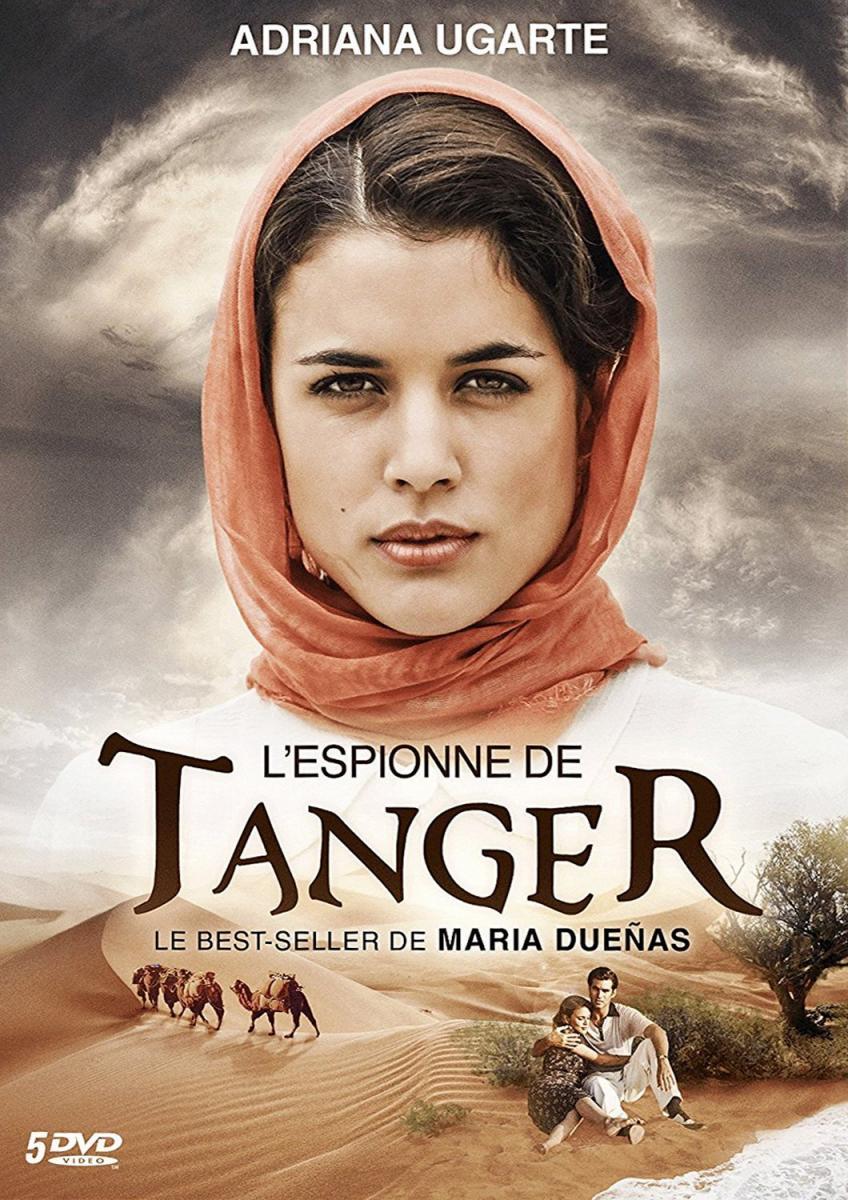 L'espionne de Tanger - El tiempo entre costuras