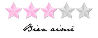 note 3 étoiles