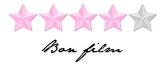 note 4 étoiles - film