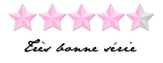 note 4,5 étoiles - série