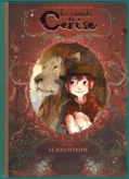 Les carnets de Cerise, tome 1 : Le zoo pétrifié de Joris Chamblain et Aurélie Neyret