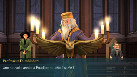 Harry Potter Hogwarts Mystery, le jeu mobile