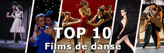 TOP 10 - films de danse