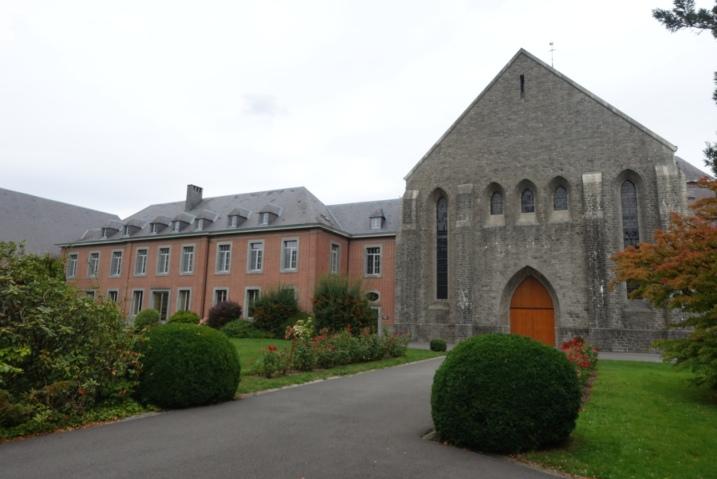 Abbaye Notre-Dame de Scourmout - Espace Chimay