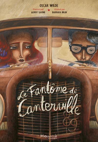 Le Fantôme de Canterville de Barbara Brun et Oscar Wilde