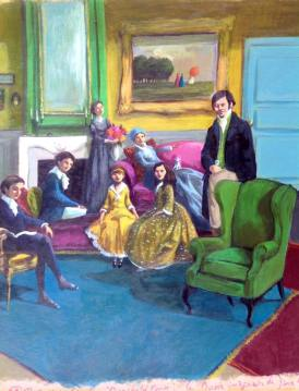 Le musée imaginaire de Jane Austen de Fabrice Colin et Nathalie Novi