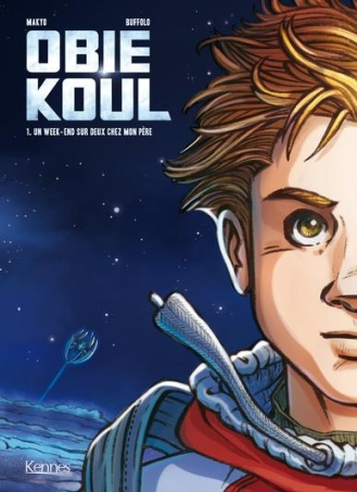 Obie Koul, tome 1 : Un week-end sur deux chez mon père de Pierre Makyo et Alessia Buffolo