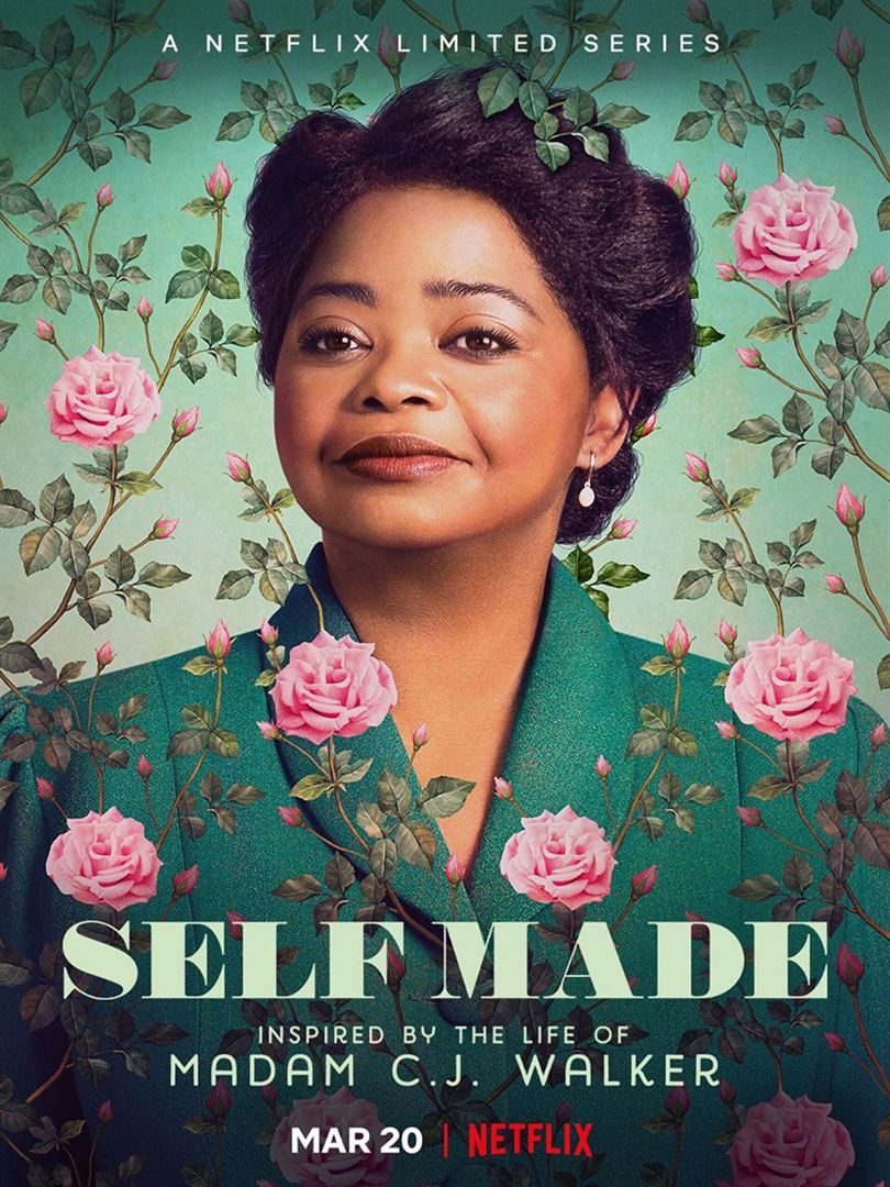 Self Made : D'après la vie de Madam C.J. Walker