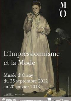 Exposition L'impressionnisme et la mode