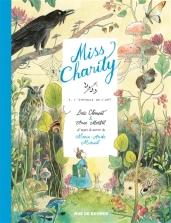 Miss Charity, tome 1 : L'enfance de l'art de Loïc Clément, Marie-Aude Murail et Anne Montel
