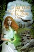 Le souffle de la pierre d'Irlande, tome 1 : Le feu de Eric Simard