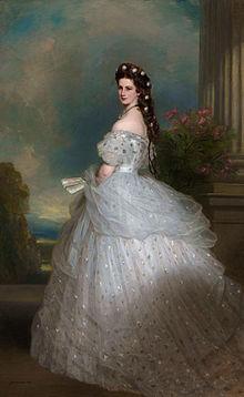 Wikipédia Élisabeth de Wittelsbach - Sissi