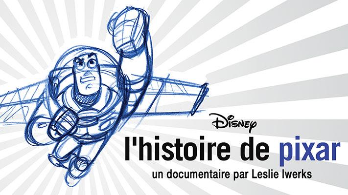 L'Histoire de Pixar