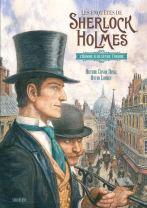 Les enquêtes de Sherlock Holmes : L'Homme à la lèvre tordue de Anton Lomaev