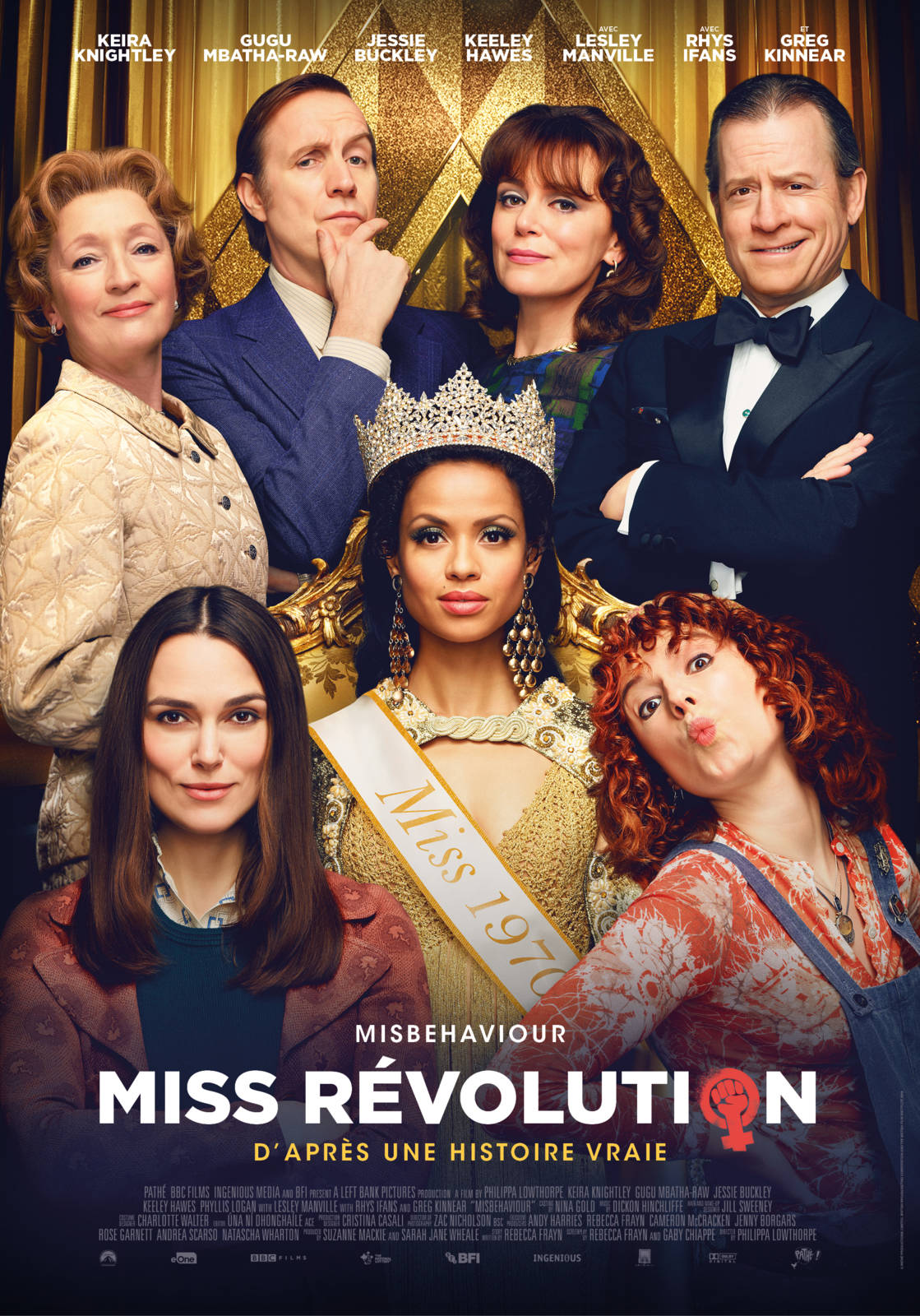 Miss Révolution - Misbehaviour