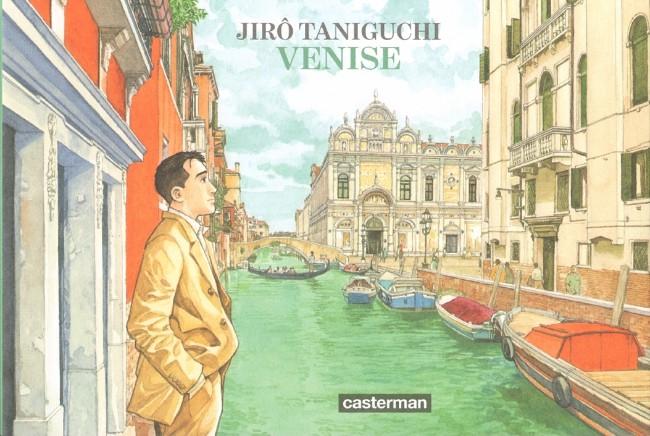 Venise de Jirô Taniguchi