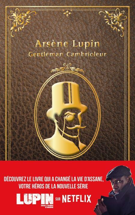 Arsène Lupin gentleman cambrioleur de Maurice Leblanc